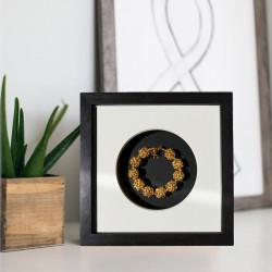 Wall frame decor, Apsara Bracelet