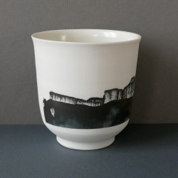 tasse porcelaine blanche...