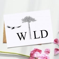 illustration wild nature