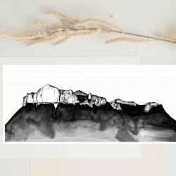 illustration 3 becs mountains