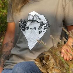 Organic cotton T-shirt Sun...