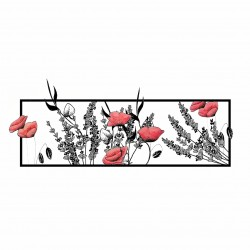 illustration printemps Drôme