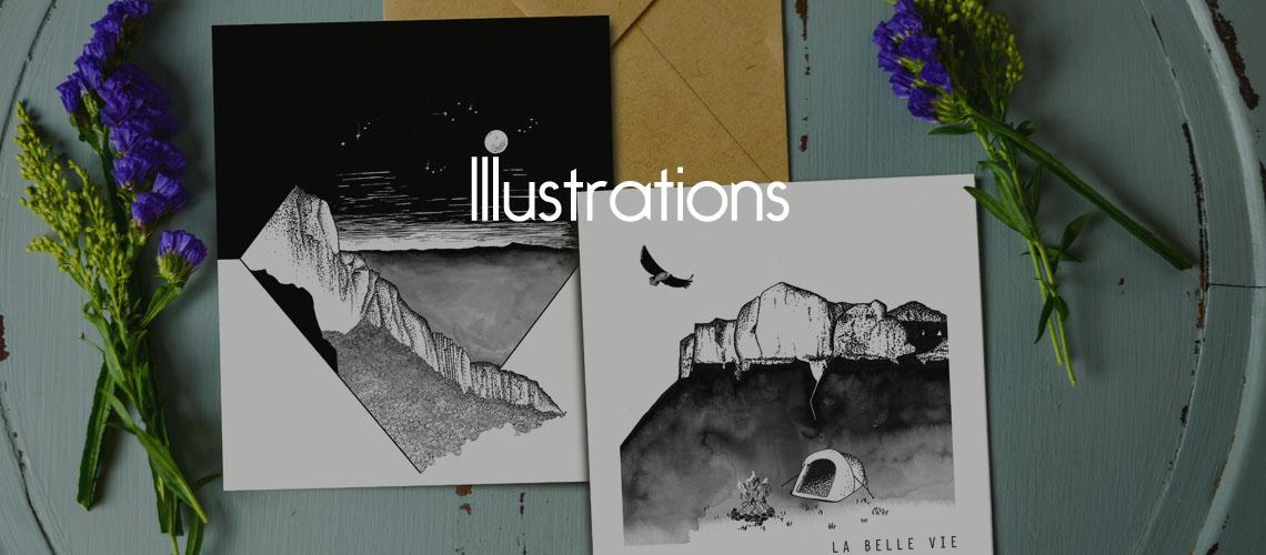 Illustrations par Amanda Wild