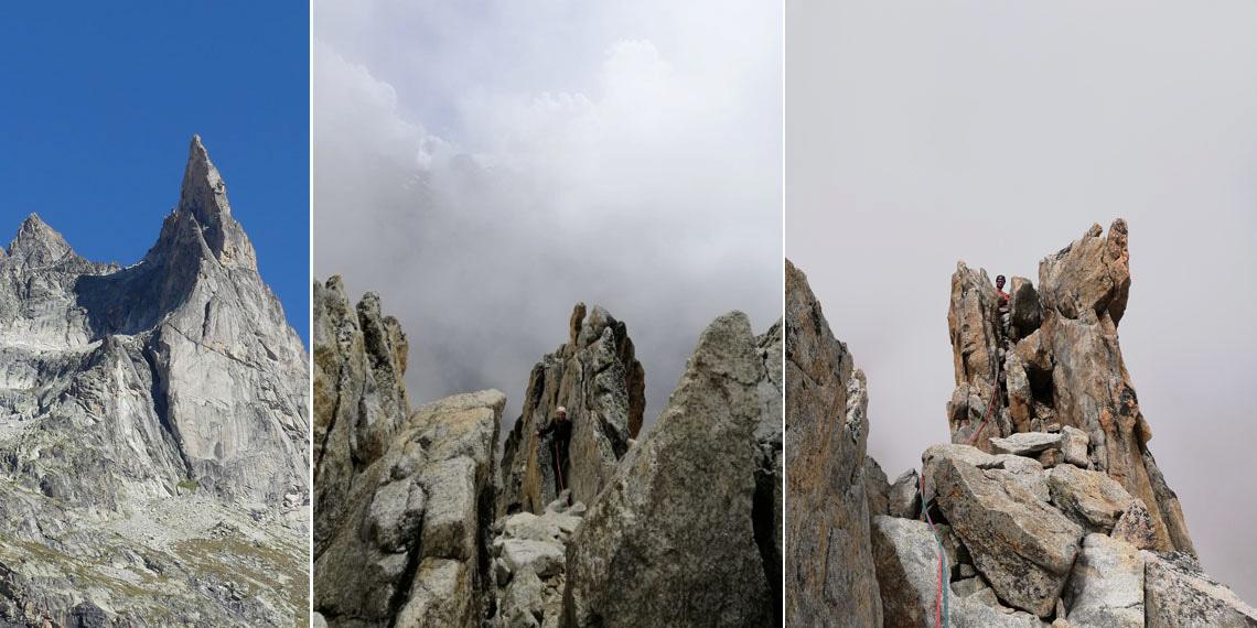 summit of Dibona