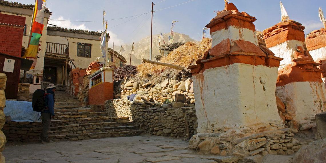 Village of Mustang