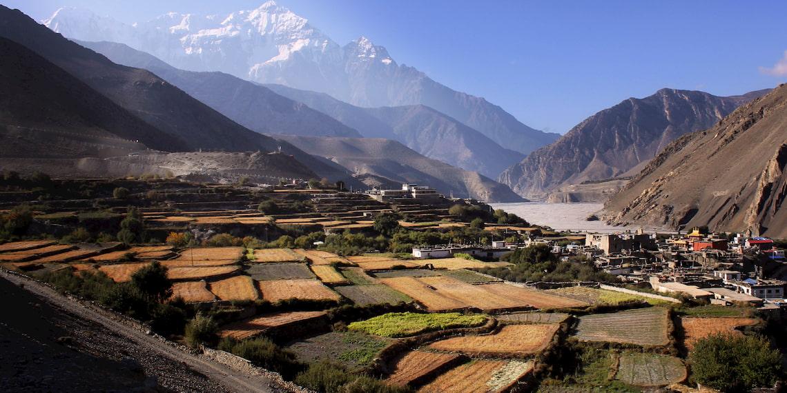trek au népal : le mustang - amanda-wild