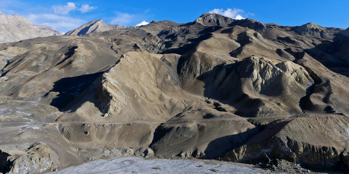 Landscapes of Mustang