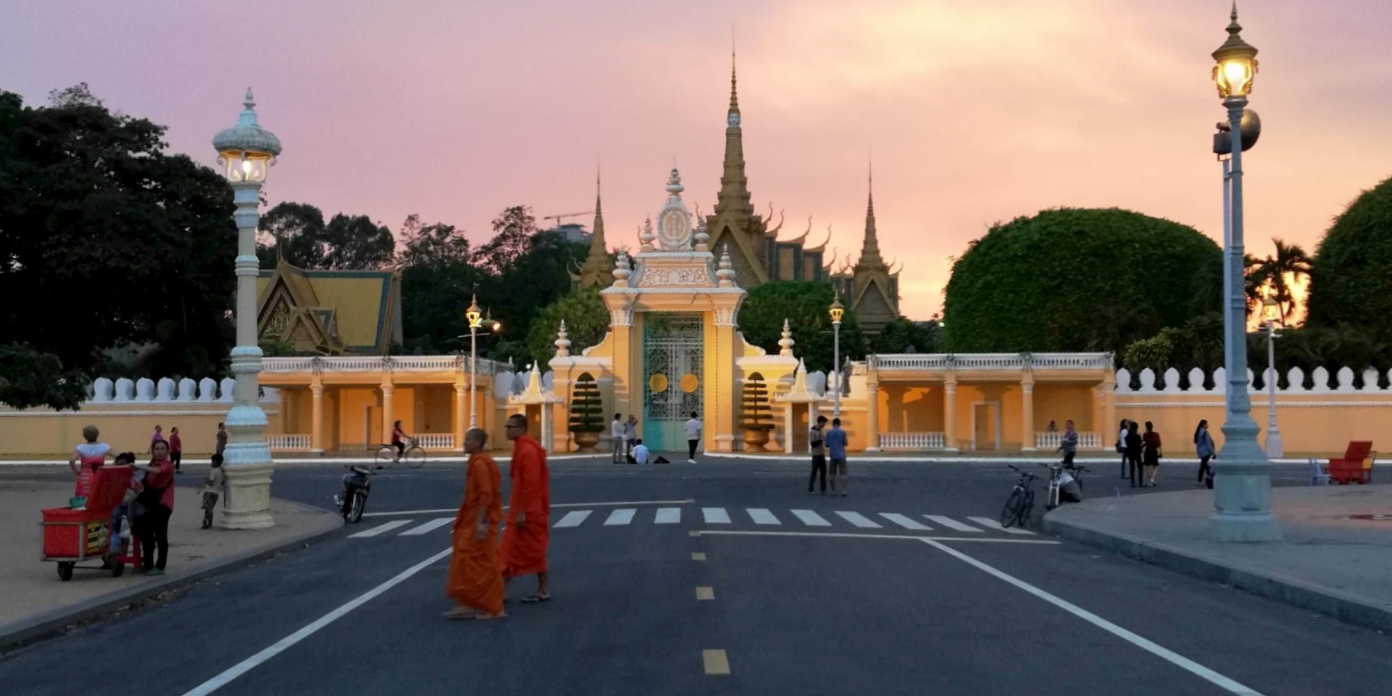Royal Pavilion Phnom Penh