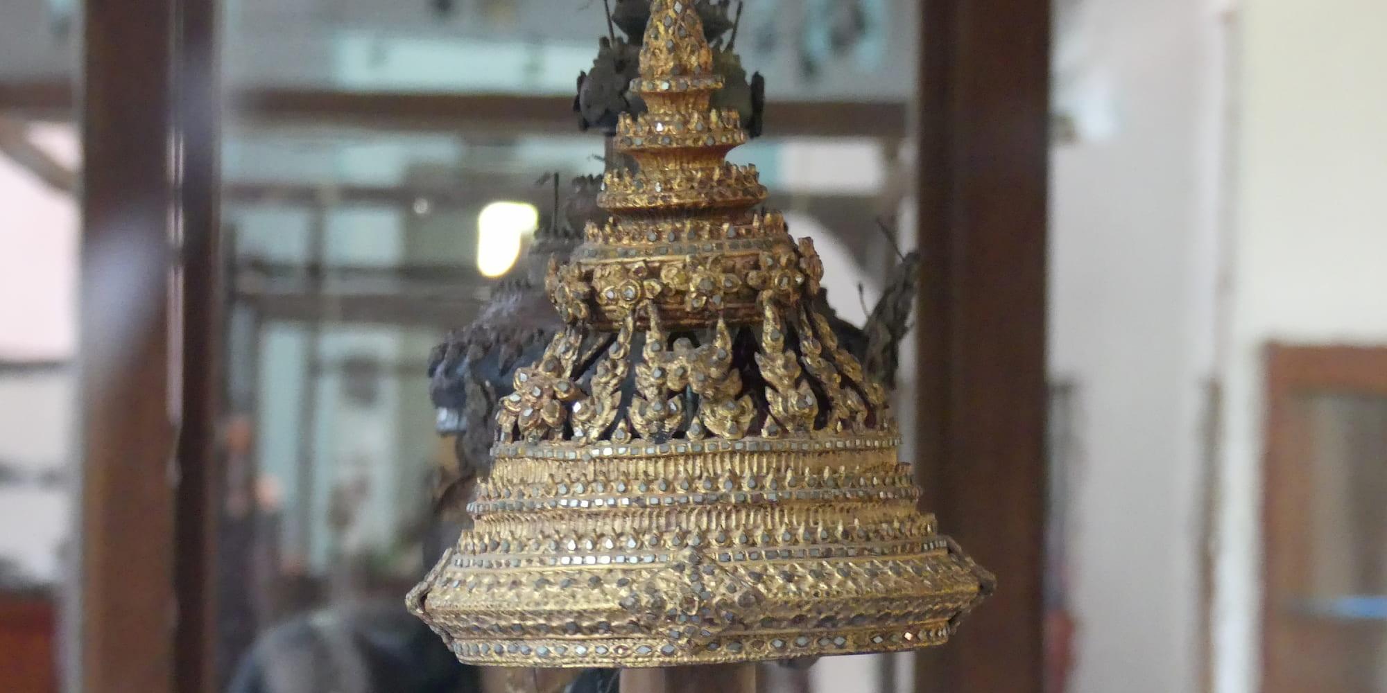 Apsara crown