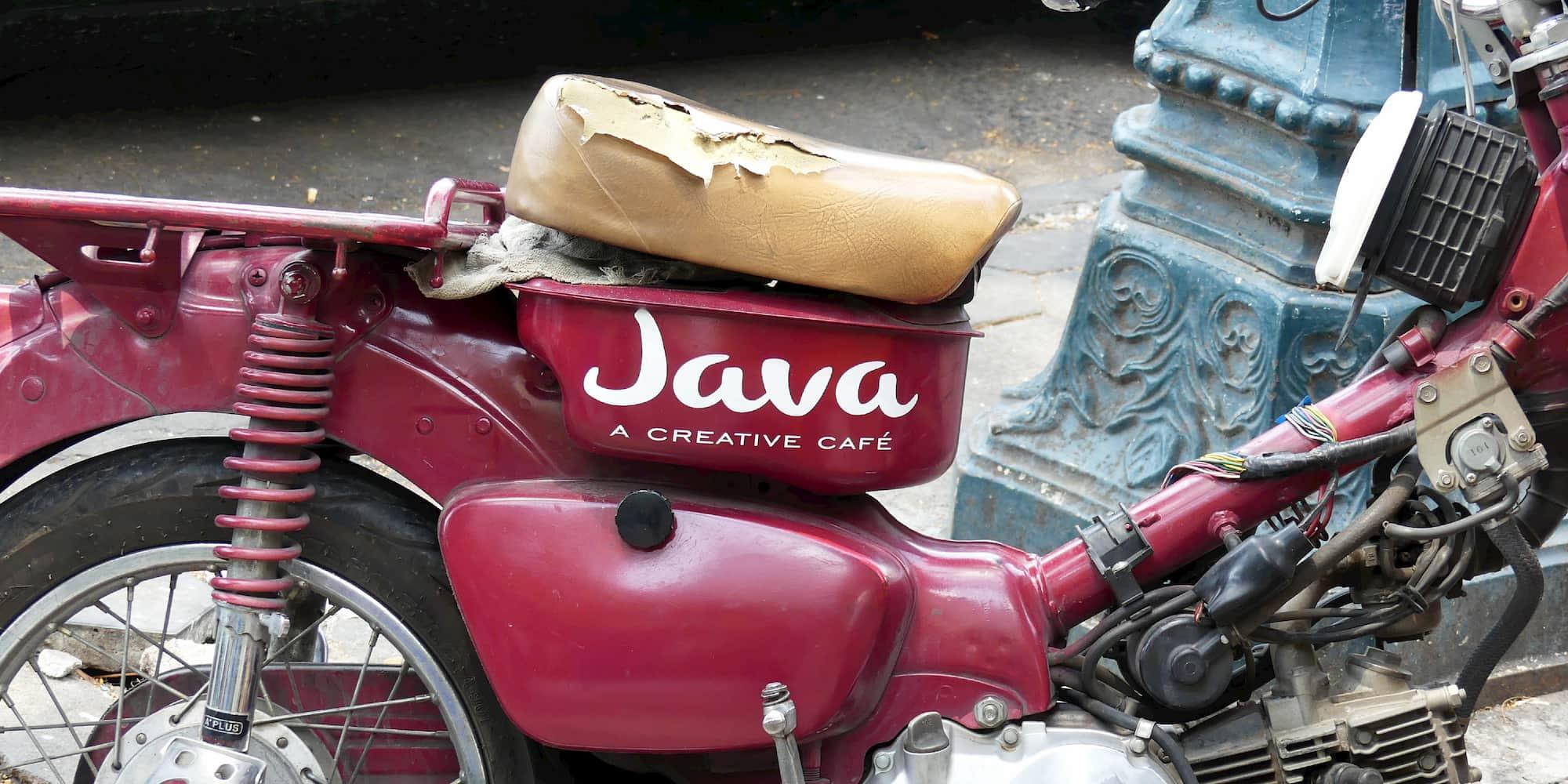 Java creative café