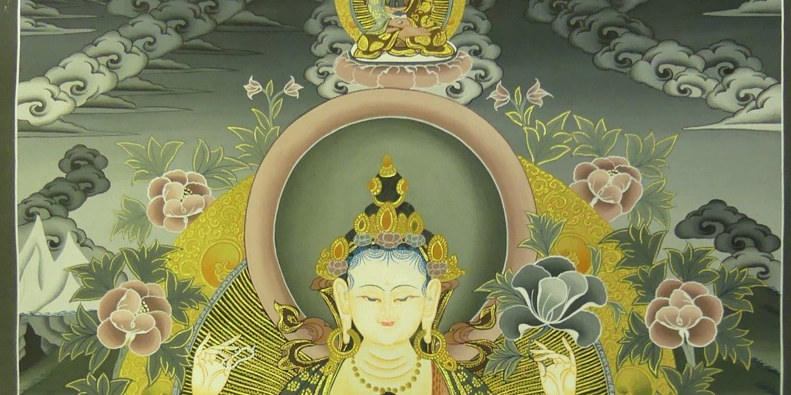 Chenrezig : Buddha of Compassion